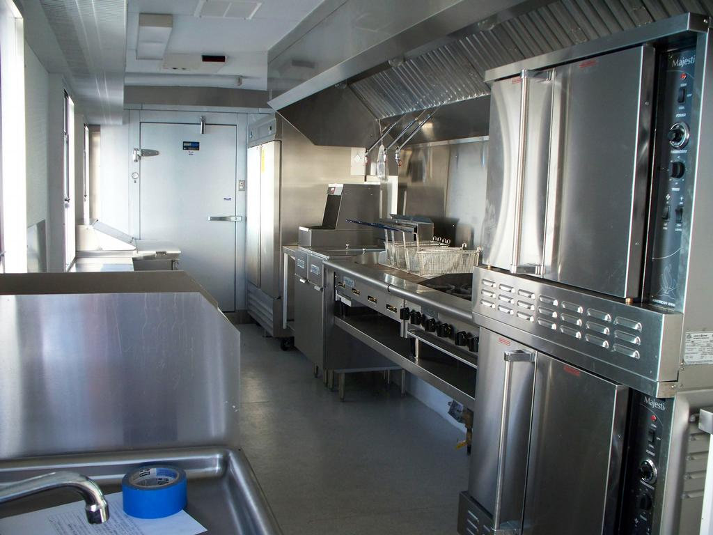 Concession Kitchen Trailers For Sale